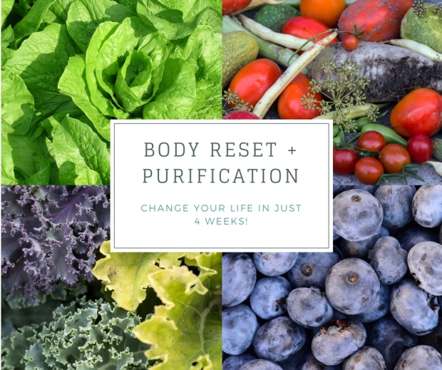 BODY RESET + PURIFICATION